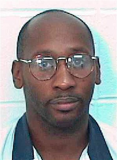 This undated file photo provided by the Georgia Department of Corrections shows death row inmate Troy Davis. (AP Photo/Georgia Department of Corrections, File)