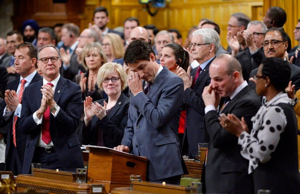 (Adrian Wyld/The Canadian Press via AP)