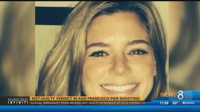 Jury acquits Mexican man in San Francisco pier killing