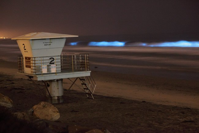 Image submitted by CBS 8 viewer Jeff Morris: 9-26-11 Torrey Pines Beach San Diego,CA
