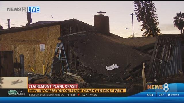 Deadly Plane Crash: New information on the plane's deadly path