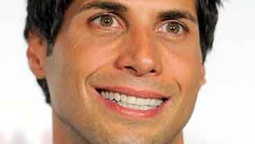 """In this Nov. 16, 2010 file photo, Joe Francis, producer of the """"Girls Gone Wild"""" videos, arrives at a screening of the film """"The Next Three Days,"""" in Los Angeles. (AP Photo/Chris Pizzello, file)"""