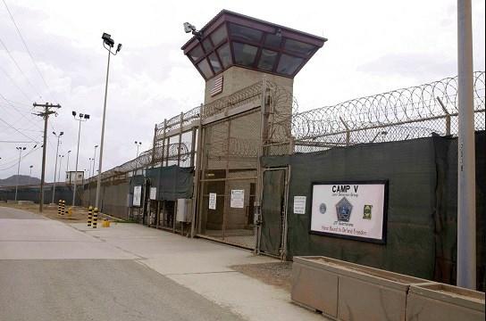 Camp 5 and Camp 6 at the U.S. military's Guantanamo Bay detention center, at Guantanamo Bay Naval Base, Cuba.