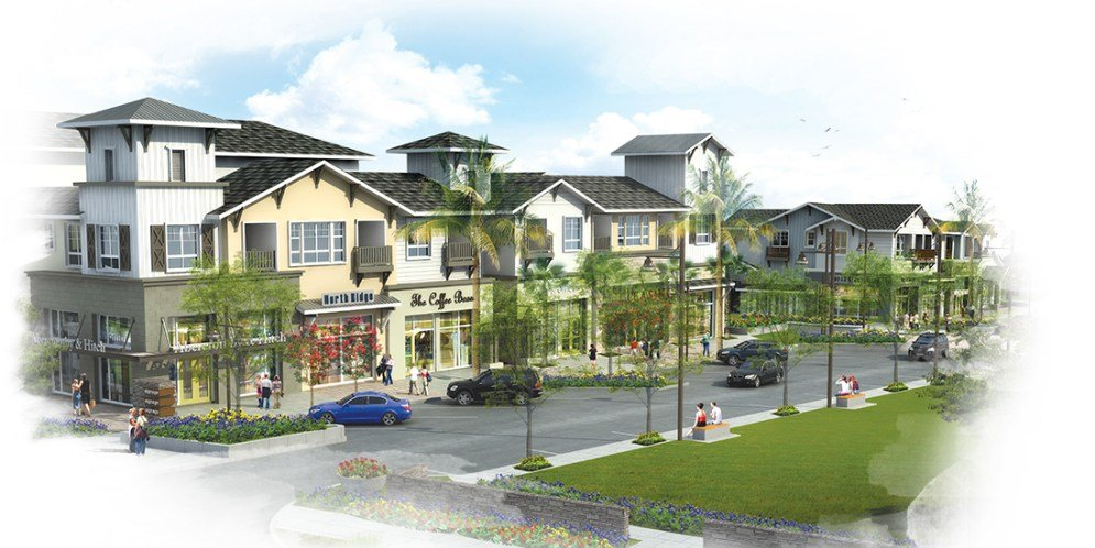 An artist's rendering of the future Village of Escaya in Otay Ranch. Credit: Escayalife.com.