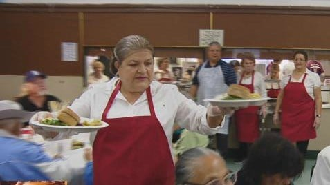 Salvation Army of Abilene served warm meals for Christmas