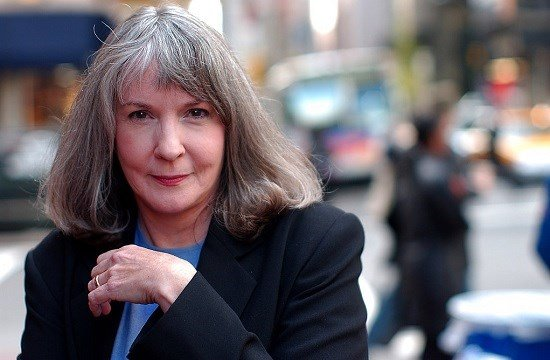 Mystery writer Sue Grafton poses for a portrait in New York.