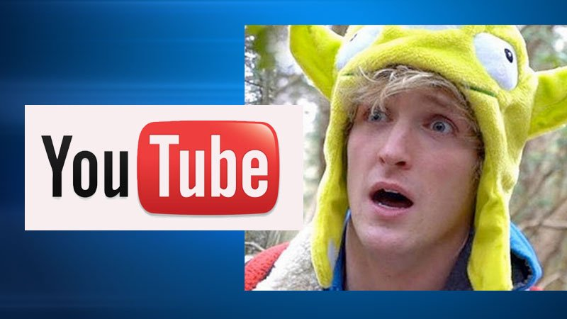 Does YouTube enable controversial stars like Logan Paul?