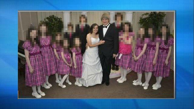 California couple charged with locking up their 13 kids.