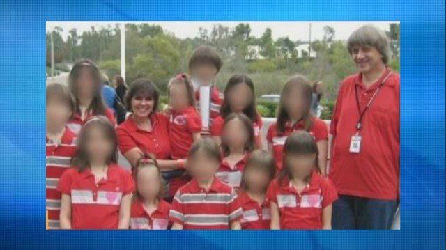 Girl jumps out window, reveals that 13 siblings kept captive in Calif. home.