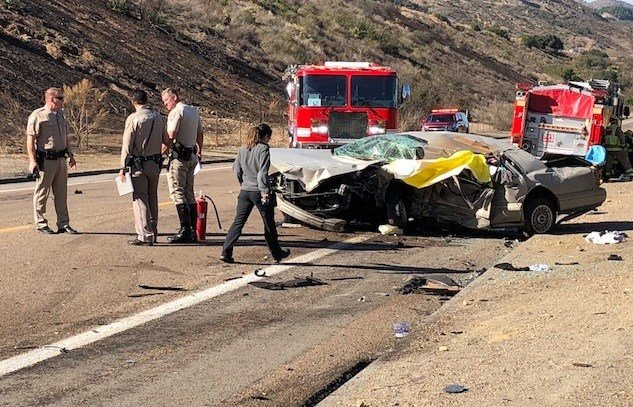 One person dead after head-on collision in Escondido