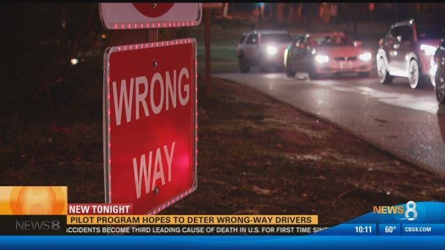 Pilot program hopes to deter wrong-way drivers on San Diego highways