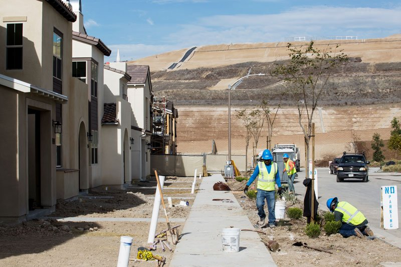 Home buyers moving into Otay Ranch development; methane problem resolved