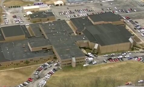 Marshall County High School in southwest Kentucky.