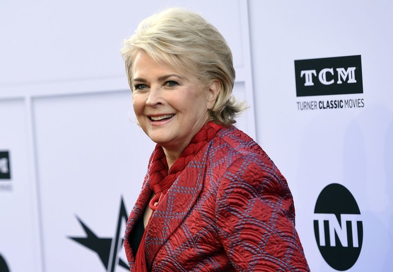 In this June 8, 2017, file photo, actress Candice Bergen arrives at the 45th AFI Life Achievement Award Tribute to Diane Keaton in Los Angeles.