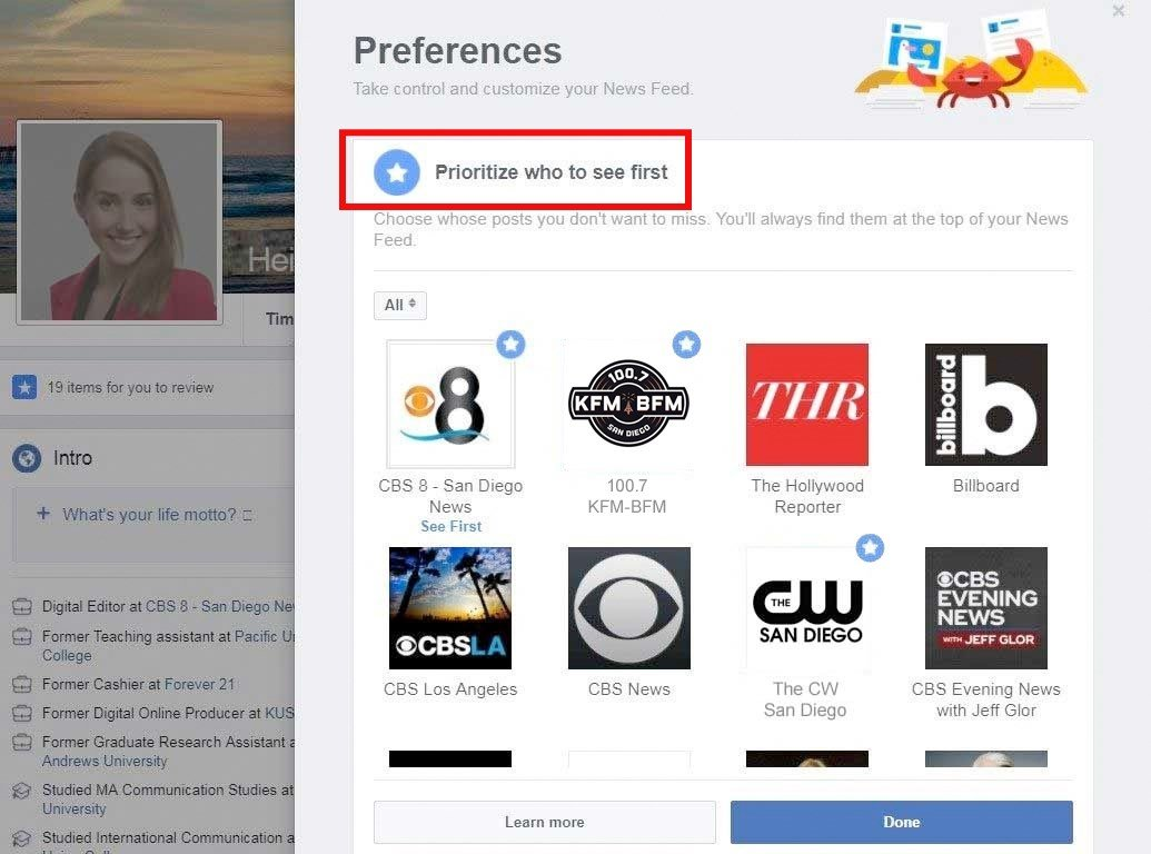 Keep KWTX in your Facebook news feed