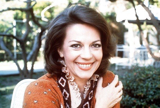 A Dec. 1, 1981 file photo shows actress Natalie Wood.