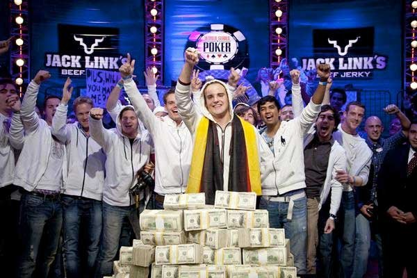 Image courtesy of World Series of Poker