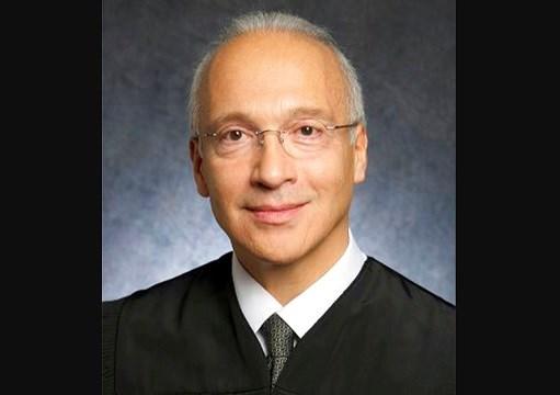 U.S. District Court shows Federal Judge Gonzalo Curiel.
