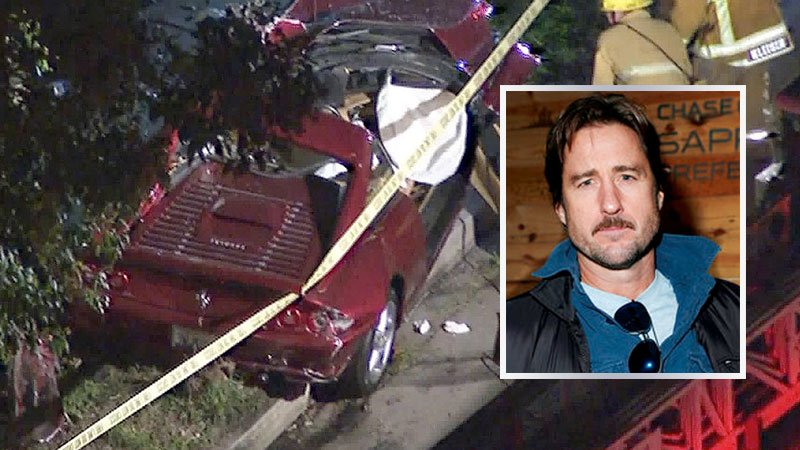 'Hero' Luke Wilson Helped a Woman From Her Car After Tragic Accident
