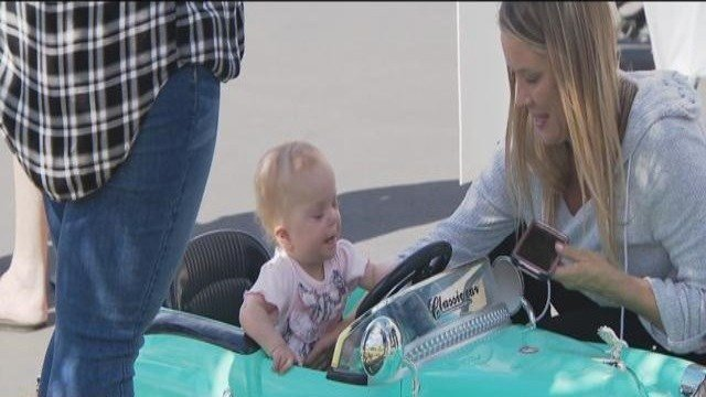 Heart Party at Rady Children's Hospital gives patients & doctors unique chance to reconnect