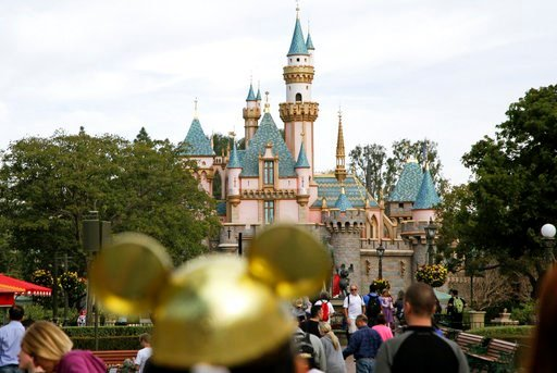 Disney to invest $2.4B in Disneyland Paris