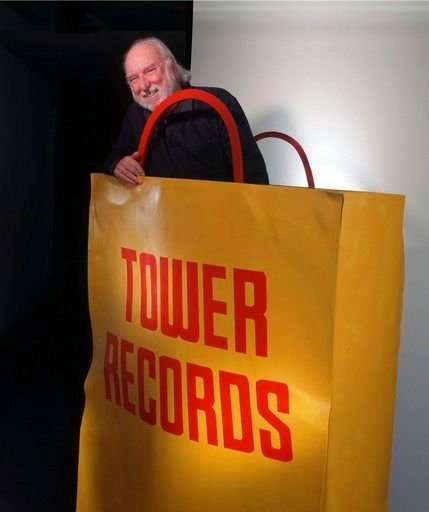 Russ Solomon, Tower Records Founder, Dies at 92