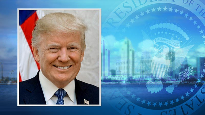 Trump's San Diego Visit: Preparations and protests for Trump's visit