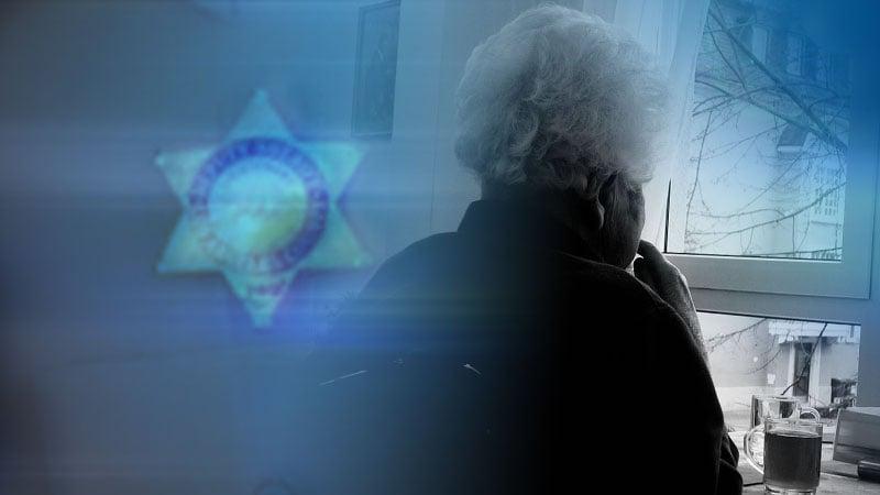 Two CA deputies accused of plan to bilk elderly woman with dementia