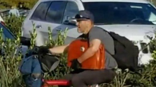 Warning about thieves on bikes prowling Pacific Beach