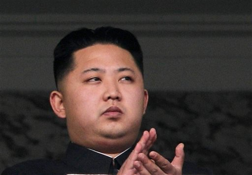 In this Oct. 10, 2010 file photo, North Korean leader Kim Jong Il's son Kim Jong Un attends a massive military parade marking the 65th anniversary of the ruling Workers' Party in Pyongyang, North Korea. (AP)