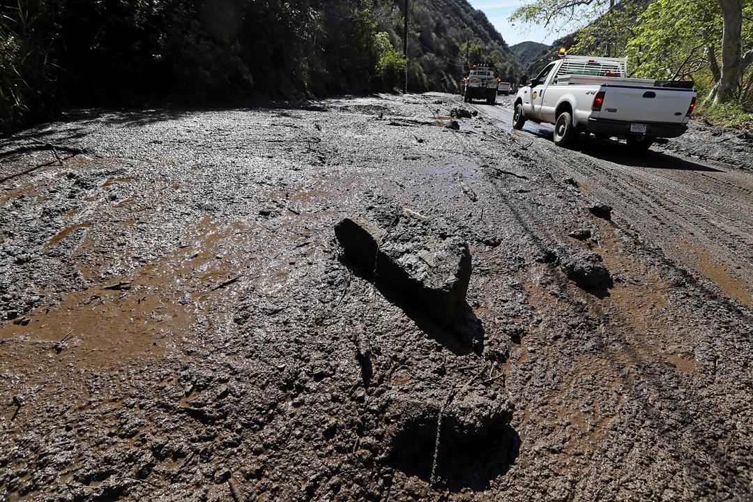 Santa Barbara County officials issue mandatory evacuations