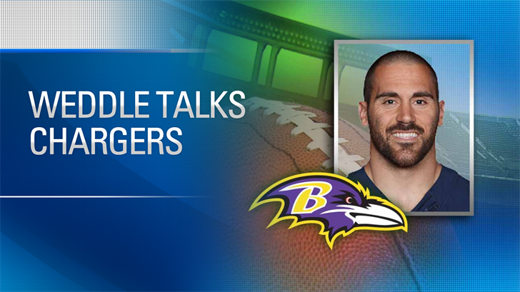 Eric Weddle talks his exit from the Chargers on the Jim Rome Show