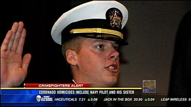 Twenty-five-year-old David Reis was a Naval Aviator stationed at Miramar.