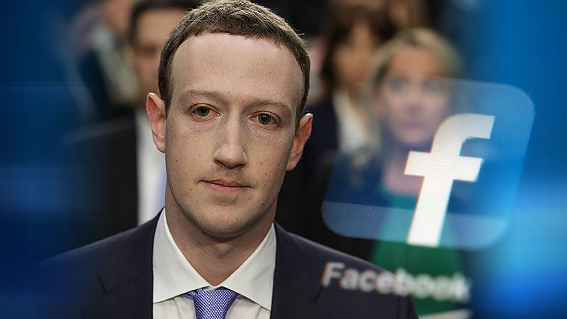 Facebook stocks plummet more than 20% amid concerns over growth
