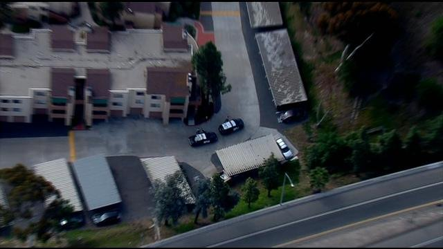 SD Sheriff's arrest man after chase in Lemon Grove