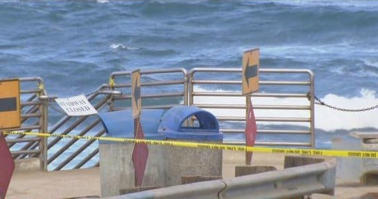 Woman shot multiple times in Sunset Cliffs