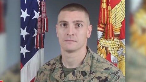 Remains of Marine killed in air crash returning to San Diego