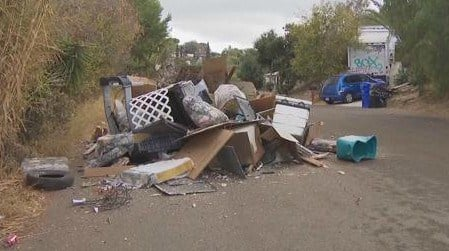 San Diego councilman proposes program to curb illegal dumping