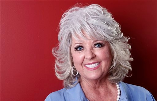 In this Tuesday, Jan. 17, 2012 photo, celebrity chef Paula Deen poses for a portrait in New York. Deen recently announced that she has Type 2 diabetes. (AP Photo/Carlo Allegri)