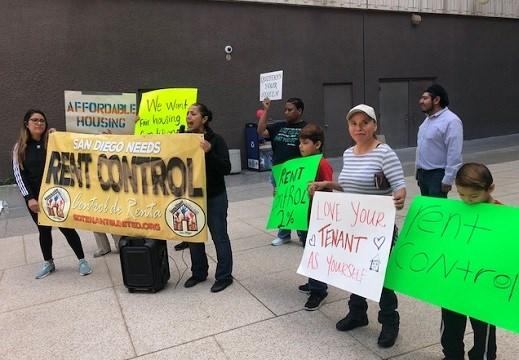 San Diego Politics: Rent control takes center stage