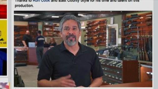 Your Stories Investigates: La Mesa school board president criticized over Facebook video post about gun rights