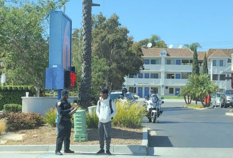 Chula Vista: Cracking down on distracted drivers and pedestrians