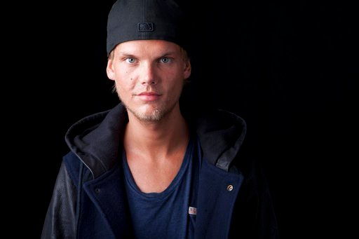 FILE - In this Aug. 30, 2013 file photo, Swedish DJ-producer, Avicii poses for a portrait in New York. Swedish-born Avicii, whose name is Tim Bergling, was found dead, Friday April 20, 2018, in Muscat, Oman. He was 28. (Photo by Amy Sussman/Invision/AP, F