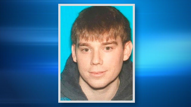 This photo provided by Metro Nashville Police Department shows Travis Reinking.