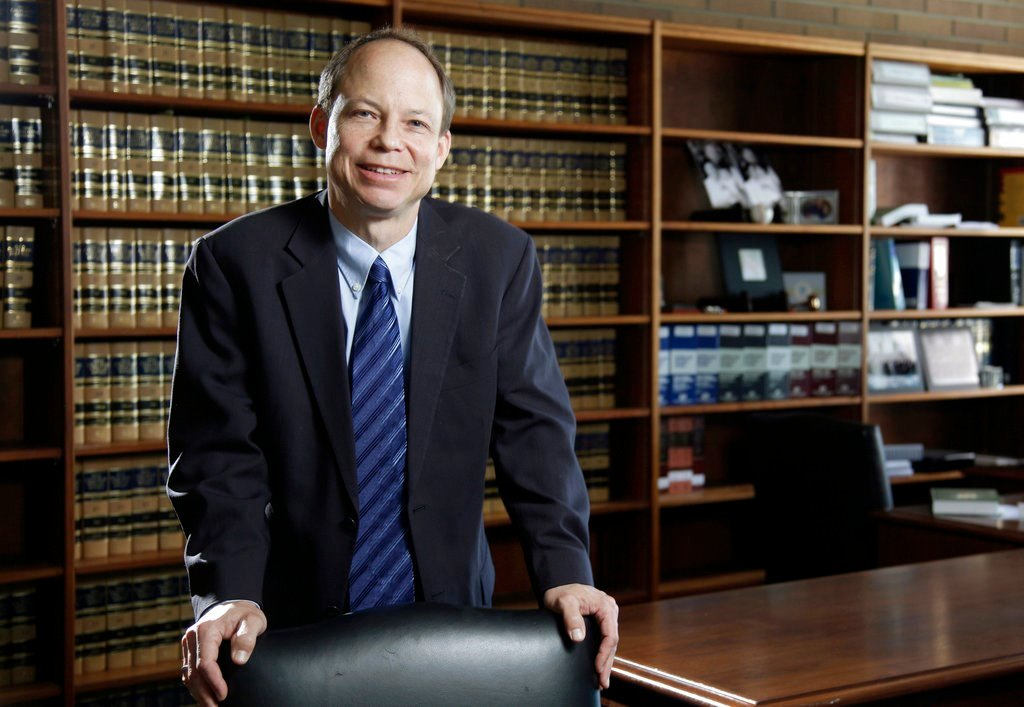 FILE - This June 27, 2011 file photo shows Santa Clara County Superior Court Judge Aaron Persky in San Francisco. (Jason Doiy/The Recorder via AP, File)