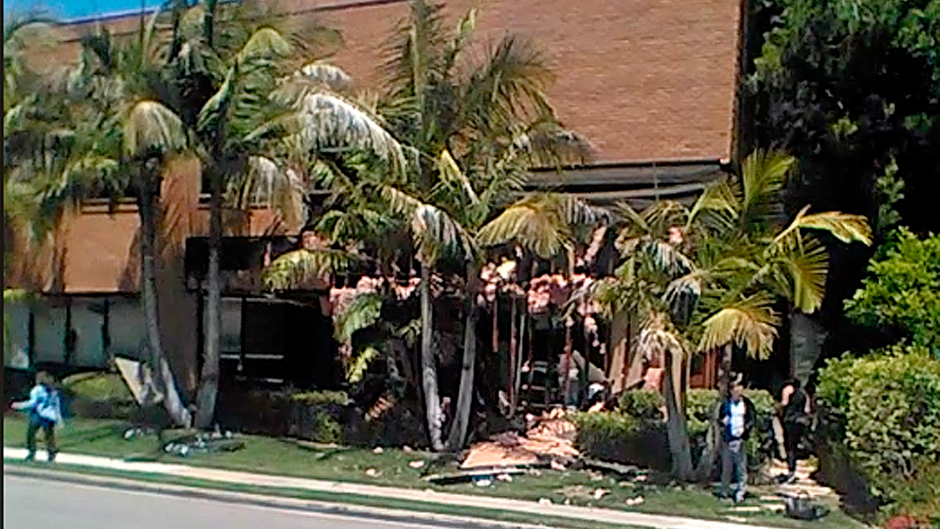 Woman killed in explosion at California medical facility