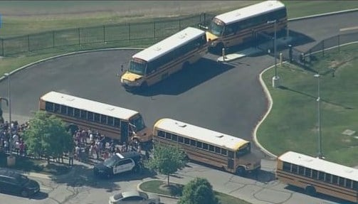 Police to release more details after school shooting in Indiana