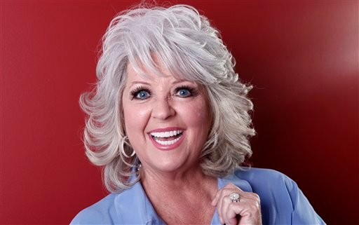 FILE - Celebrity chef Paula Deen poses for a portrait in New York. Attorneys for Deen said Tuesday, March 6, 2012 that former worker Lisa Jackson, who claimed she was sexually harassed and subjected to a hostile work environment.