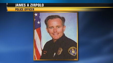 SDPD Officer James Zirpolo