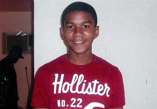 This undated file family photo shows Trayvon Martin. Martin was slain in the town of Sanford, Fla., on Feb. 26 in a shooting that has set off a nationwide furor over race and justice. (AP Photo/Martin Family, File)